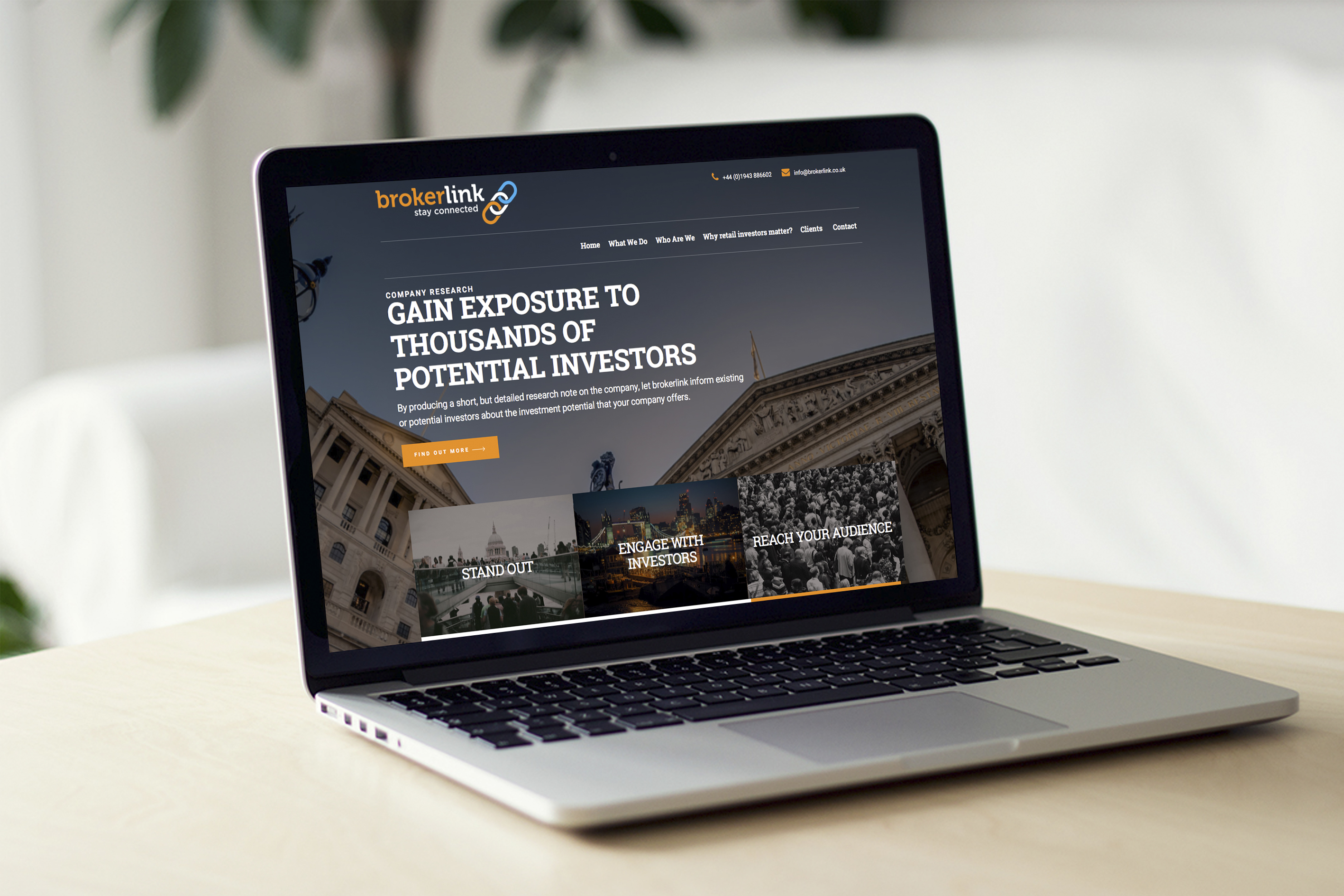Portfolio Template Web 2019_Brokerline_Desktop